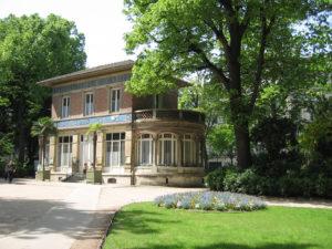 Pavillon Davioud